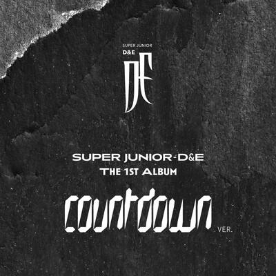 SUPER JUNIOR-D&E The 1st Album [COUNTDOWN]