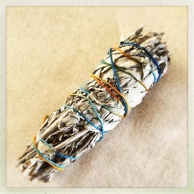 Sage Smudge Stick - Medium
