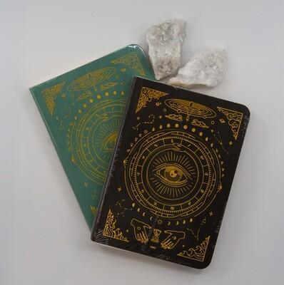 Magic of I. Vegan Leather Pocket Journal