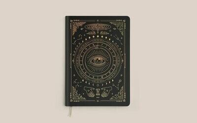 Magic of I. Vegan Leather Journal