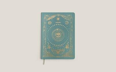 Magic of I. Pocket Dream Journal - Teal