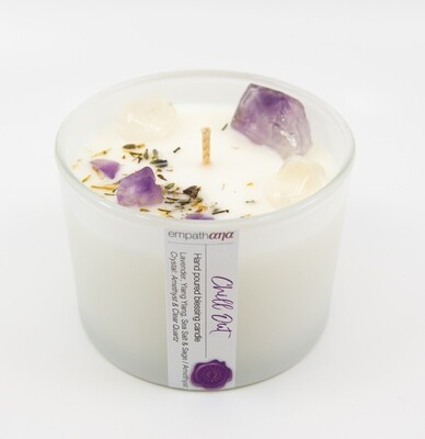 Chill Out Candle - XLarge