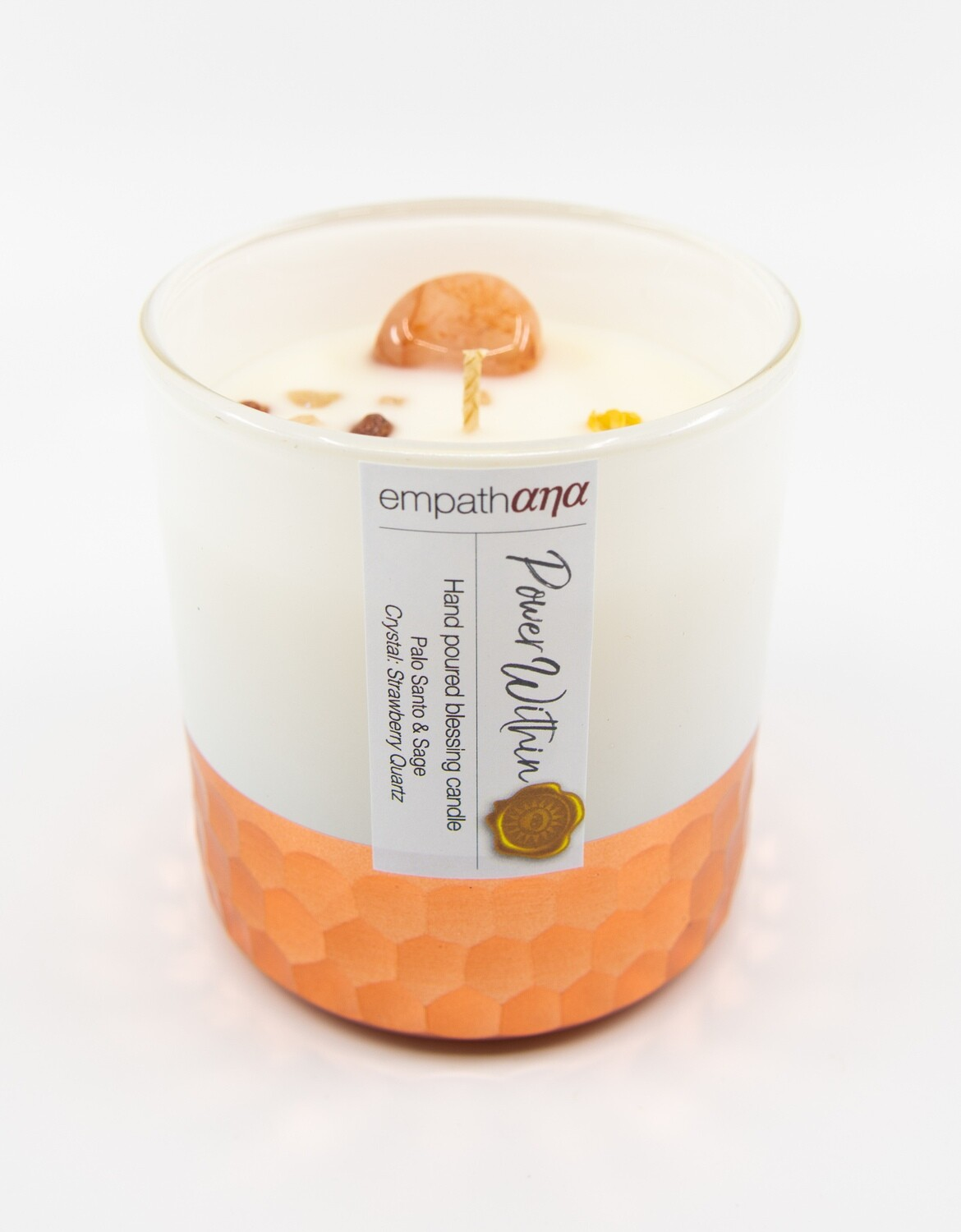 Power Within Candle - Large