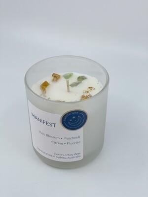 Manifest Candle - Medium