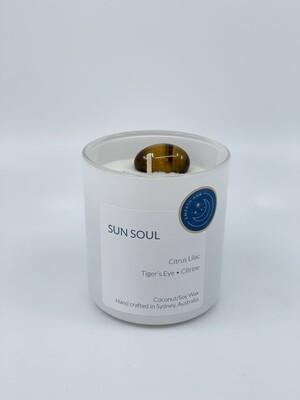 Sun Soul Candle - Medium