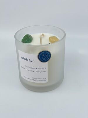 Manifest Candle - Large