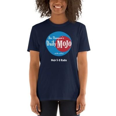 Doc Thompson's Daily MoJo Logo Short-Sleeve Unisex T-Shirt