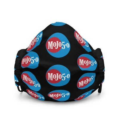 Mojo 5-0 Radio Premium Face Mask