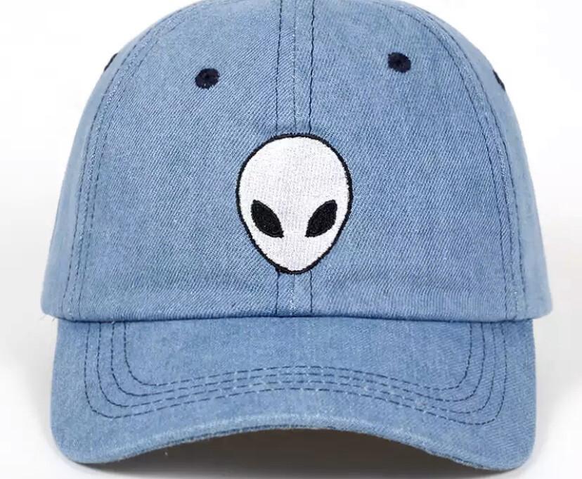 Alienated Denim Dad Hat