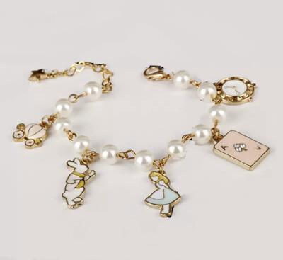 Lil Diva Wonderland Charm Bracelet