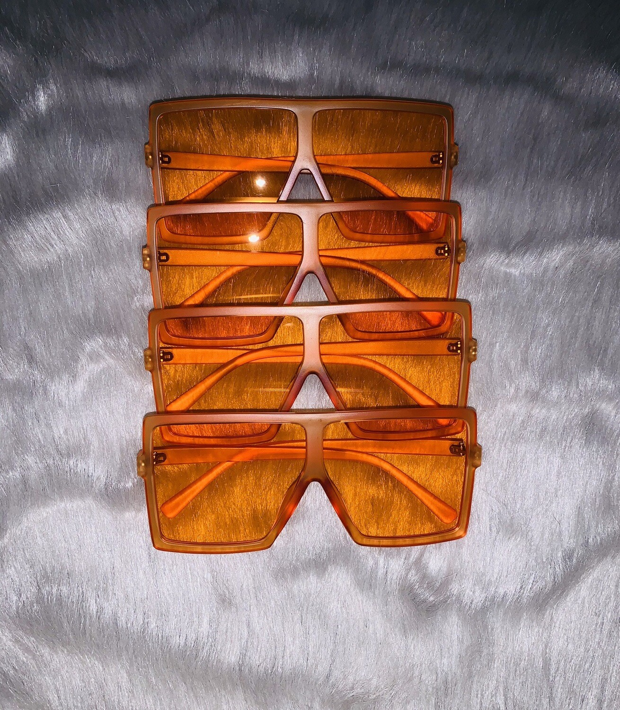 """Orange Skittle"" Shades"