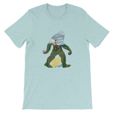 Mountain Bike Yeti Shirt