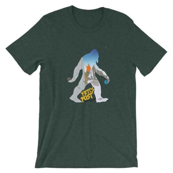 Climber Yeti Shirt