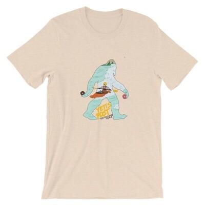 Kayak Yeti Shirt
