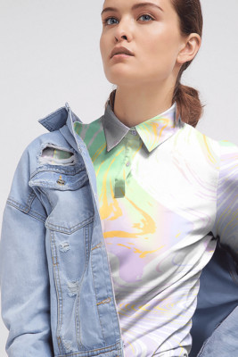 Iridescent Polo