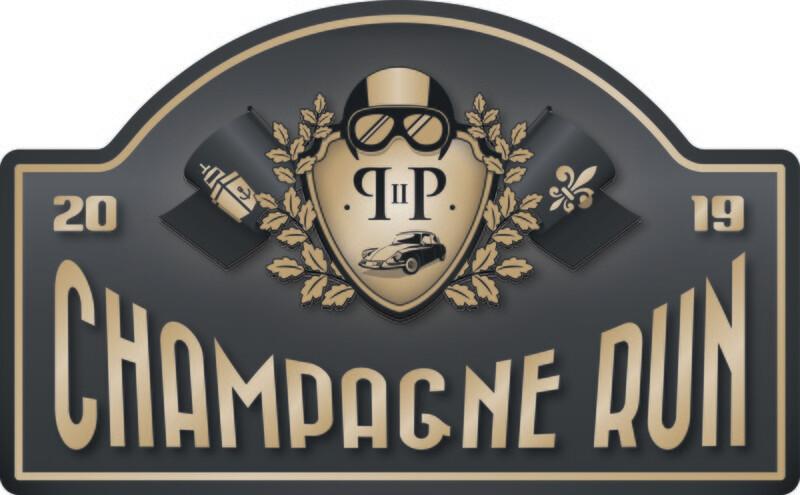 2e Editie Champagne run Rallyschild