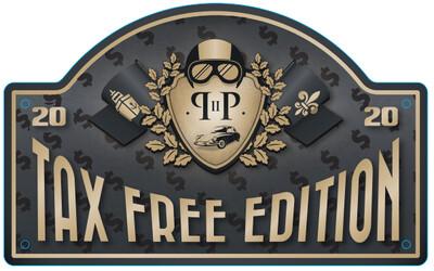 3e Editie Tax Free Edition Rallyschild