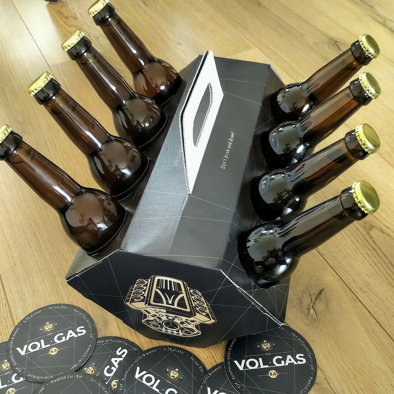 V8 VolGas Bier