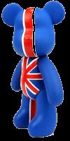 Union Jack GB - 10inch
