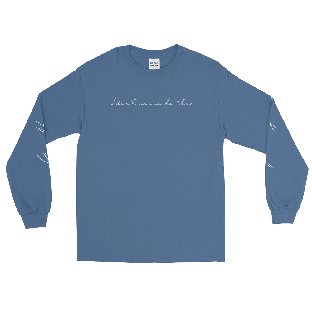 Goodbye Long Sleeve + Digital Download