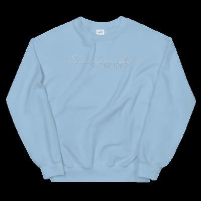 All the Time Blue Sweatshirt + Digital Download