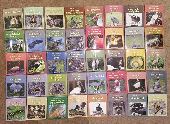 Emergent Readers, Everglades Series (40 pack)