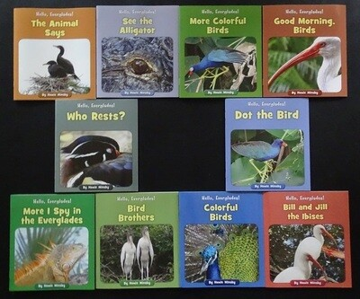 Emergent Readers, Everglades Series (10 pack)