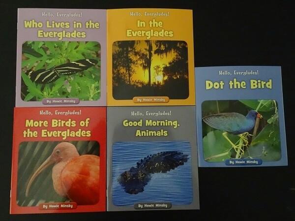 Emergent Readers, Everglades Series (5 pack)