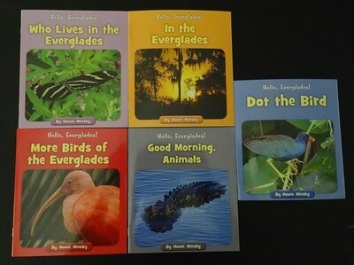 Emergent Readers, Everglades Series (5 pack)