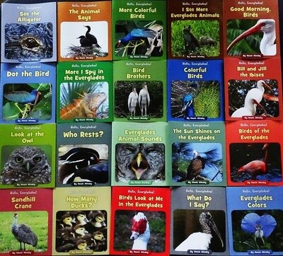 Emergent Readers, Everglades Series (20 pack)