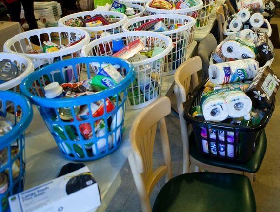 Women's Welcome Hygiene Basket