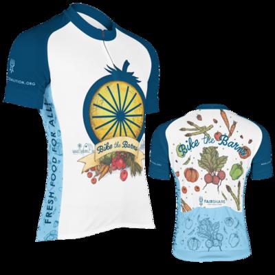 Bike the Barns Cycling Jersey