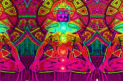 Quick Chakra Tune Up 2 - 1 Minute Per Chakra - All Chakras - Tantric Meditation