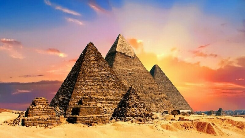 Ancient Temple Meditation