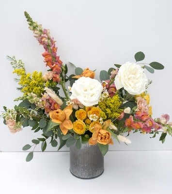 Top Notch Floral Arrangement (more color options)