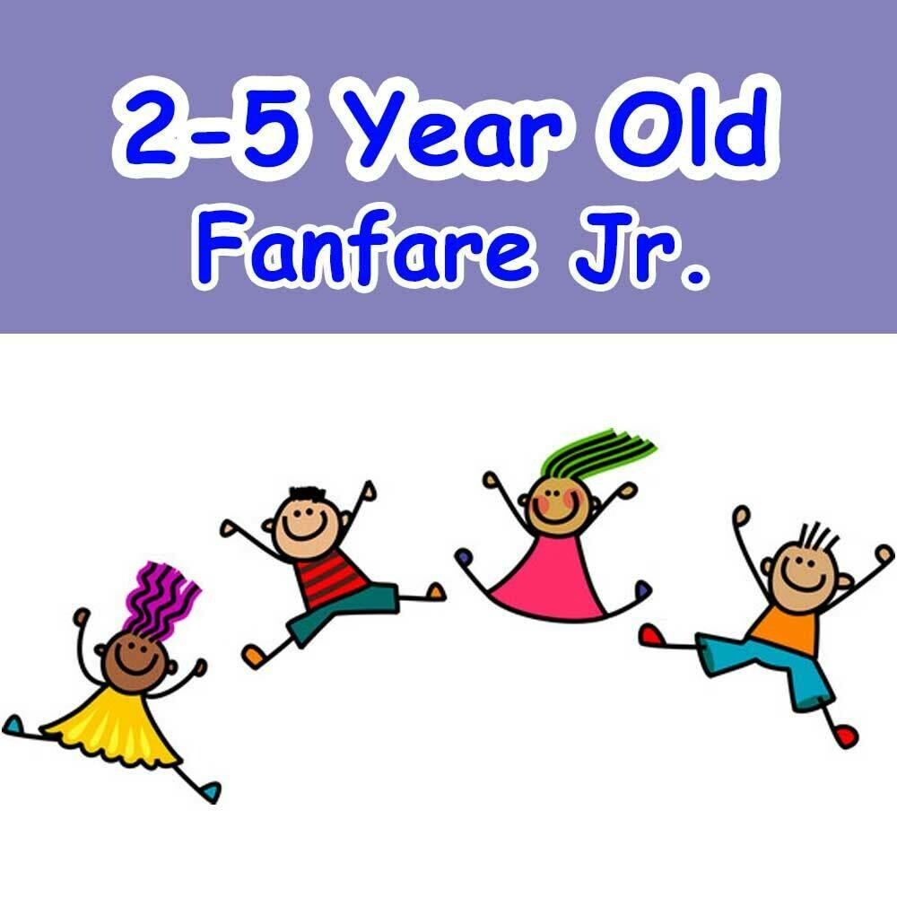 Fanfare Jr. - Tuesdays 6:00pm-6:45pm