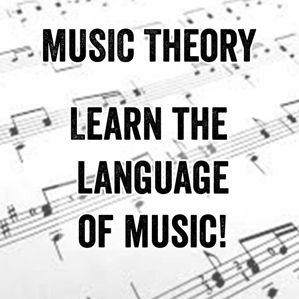 Music Theory - Mondays ONLINE 4:00pm - 4:45pm