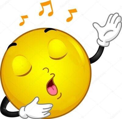 Solo Voice Class - Thursdays 4:00-4:45pm