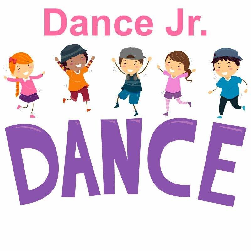 Dance Jrs (age 2-5) - Wednesdays 5:00-5:45pm