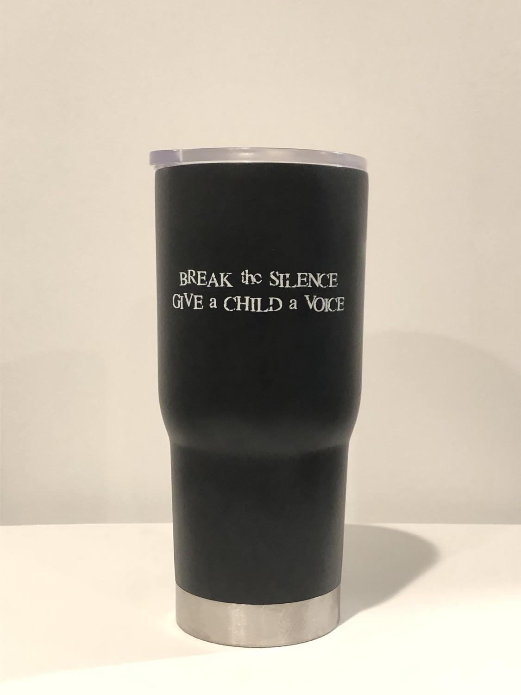 Break the Silence Coffee Mug