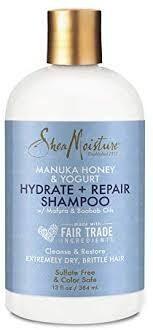 Shea Moisture Manuka Honey & Yoghurt Hydrate + Repair Shampoo