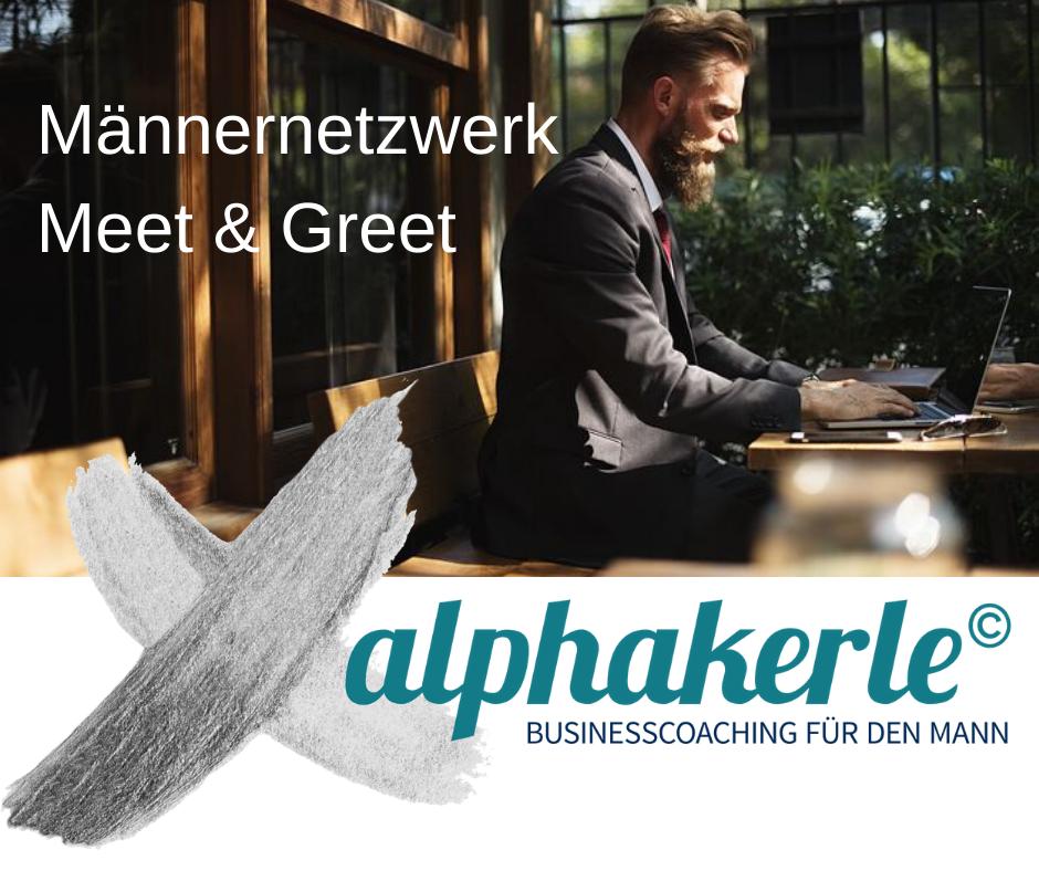 """alphakerle Meet & Greet - """"PRÄSENZ"""""""