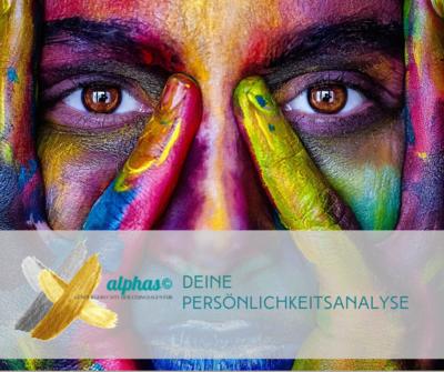 Persönlichkeitsanalyse alphacoaching© AKADEMIE