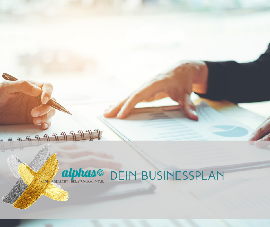 BUSINESSPLAN für Gründer - alphacoaching© AKADEMIE