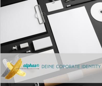 DEINE Corporate Identity - alphacoaching© AKADEMIE