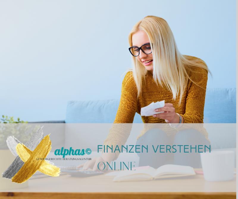 FINANZEN VERSTEHEN ONLINE - alphamädels©