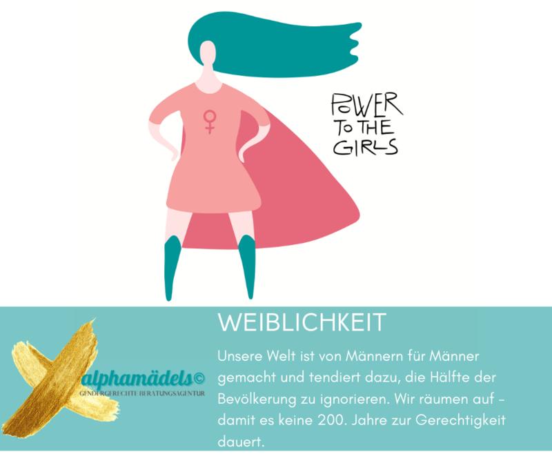 WEIBLICHKEIT - alphamädels©