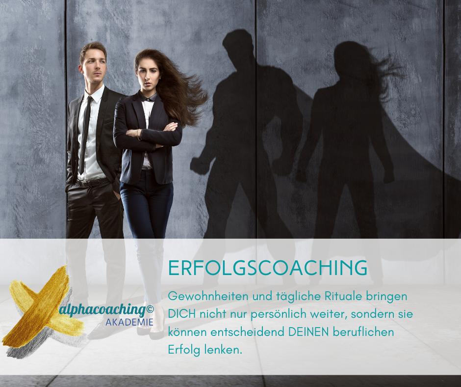 Erfolgscoaching alphacoaching© AKADEMIE