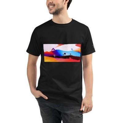 FUTURE Vol II Black - Organic T-Shirt