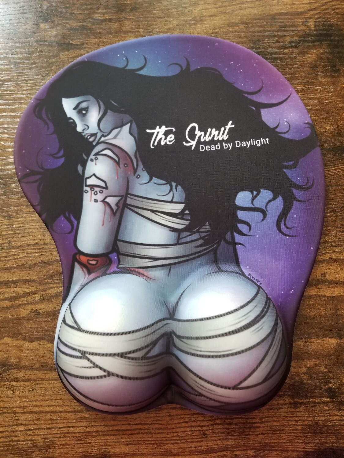 Bootylicious Spirit Mouse Pad